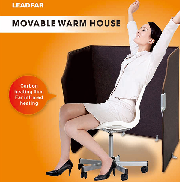 movable warm house